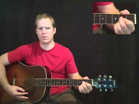 Randy Travis - Forever and Ever, Amen - Guitar Lesson