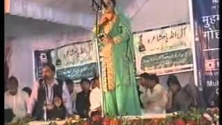 Repeat youtube video All India Mushaira Khairabad Shabeena Adeeb By Siddique Arif