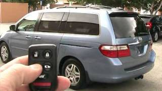 honda odyssey sliding door handle repair part 1 of 2. Black Bedroom Furniture Sets. Home Design Ideas