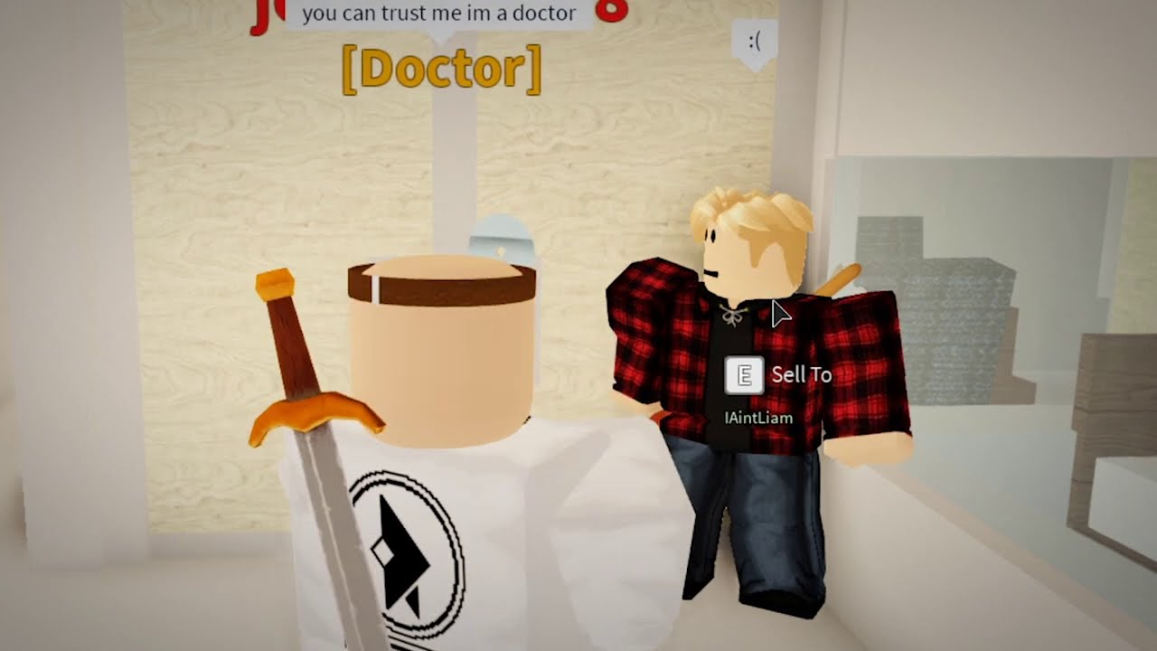 The Roblox Medical Professional Experience