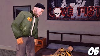 GTA Liberty City Stories Walkthrough Gameplay Part 5 - LOL Imma Leave it Alone | 1080p (PPSSPP)