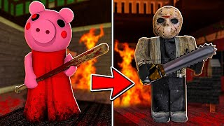 Roblox PIGGY has turned into JASON...