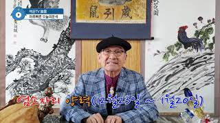 2020년 염소자리 별자리운세 점성술 경자년 사주팔자 토정비결 운세