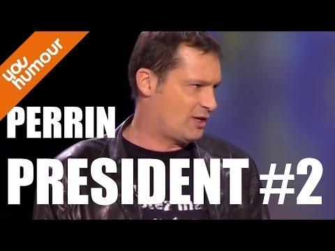 Olivier PERRIN, Perrin Président 2/3
