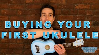Buying Your First Ukulele
