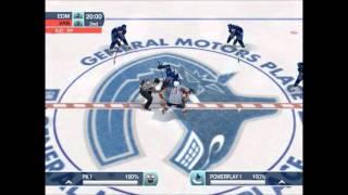 NHL PC - GamePlay