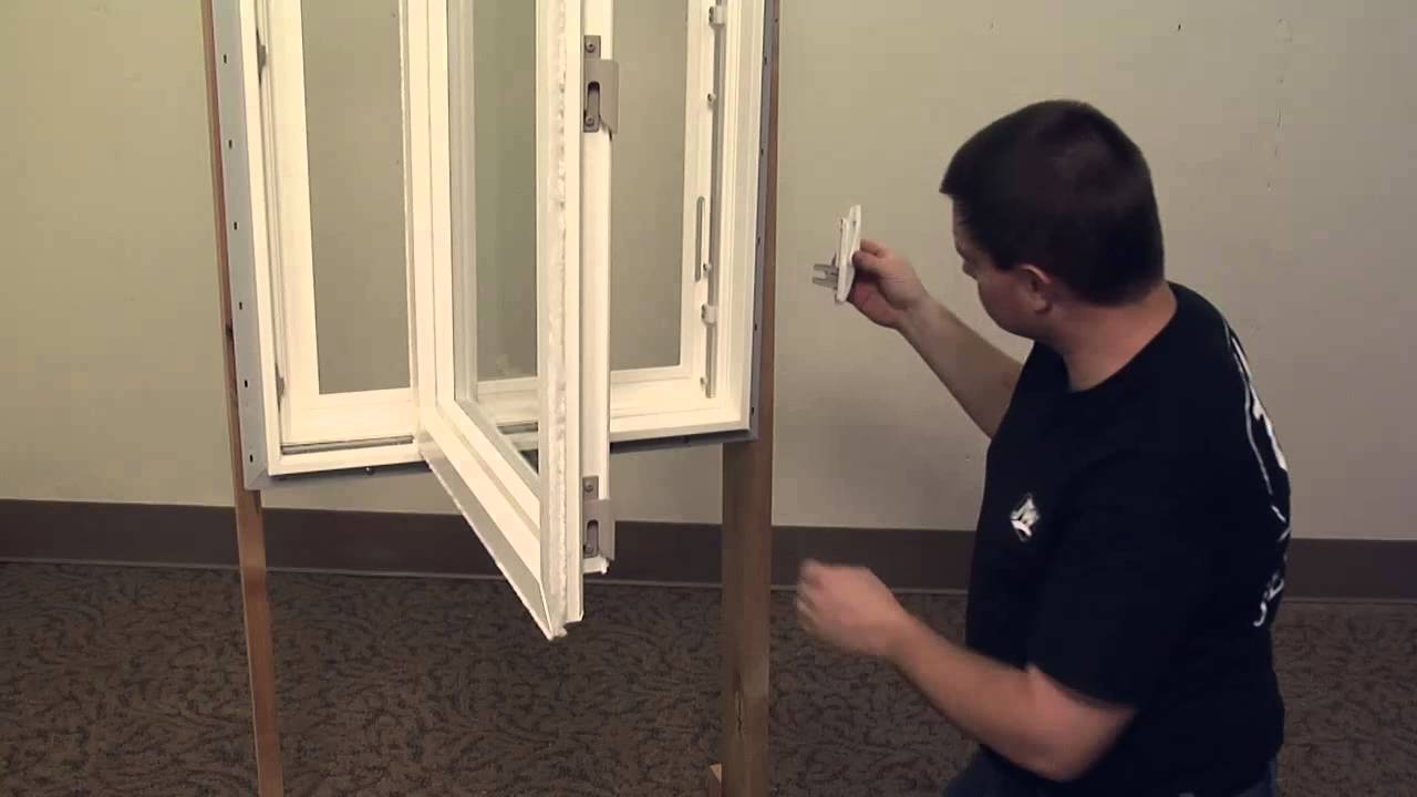How To Replace A Lock On A Casement Window Youtube