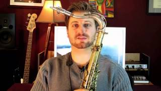 How to Fix the Neck of a Saxophone