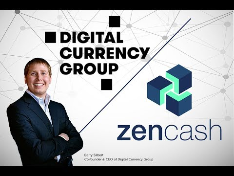 Digital Currency Group Adds ZenCash To Its Digital Asset Portfolio