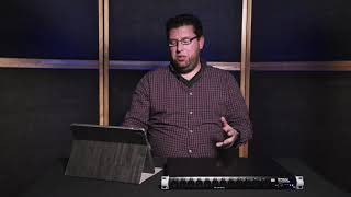 StudioLive for Marching Band: How to Save Settings with UC Surface