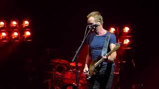 Sting - Petrol Head (Live - Helsinki 28.9.2017)