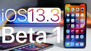 iOS 13.3 Beta 1 is out! - Whats new? Video