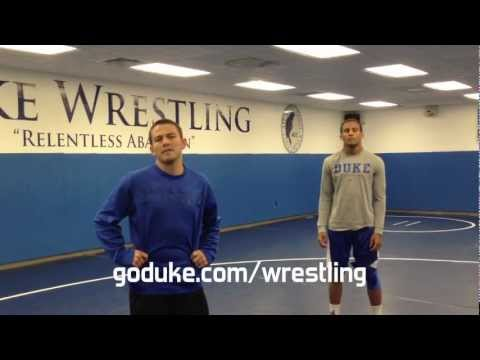 Technique Tuesdays with Duke Wrestling