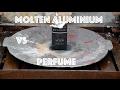 Bvlgari Man Perfume vs Molten Aluminium