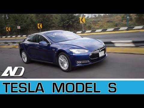 Tesla Model S en México - Primer Vistazo en AutoDinámico