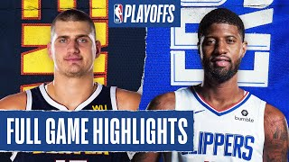 NUGGETS at CLIPPERS | FULL GAME HIGHLIGHTS | September 5, 2020