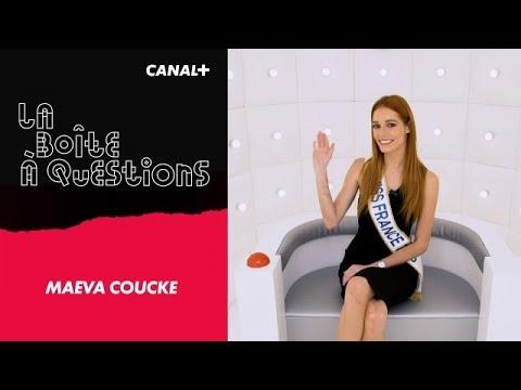 La Boîte à Questions de Miss France 2018 - Maeva Coucke –  11/01/2018
