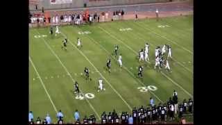 Brock Carmen - Safety - Clovis North High School Football 2011