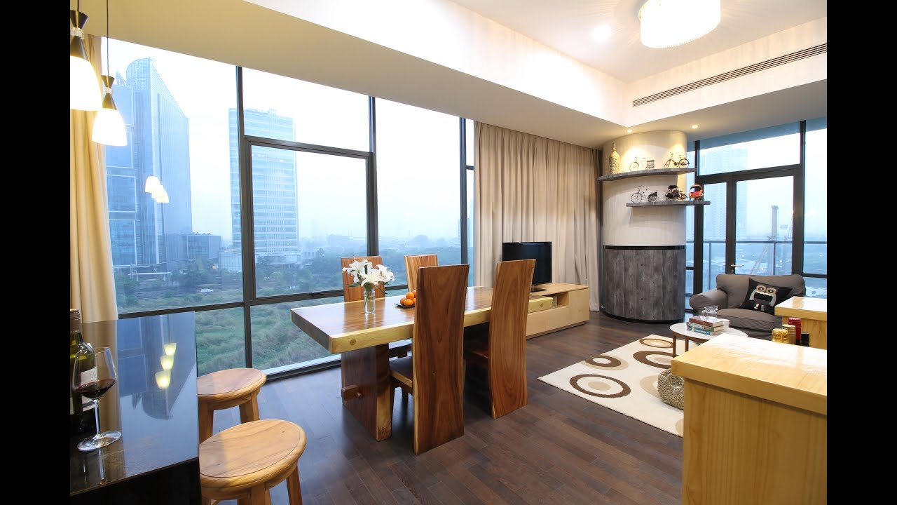Verde Apartment In Kuningan Jakarta Sold Youtube