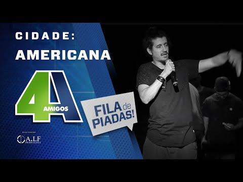 FILA DE PIADAS CIDADE - AMERICANA