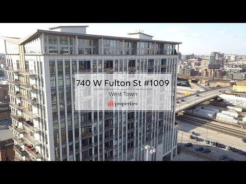 740 W Fulton Street #1009, Chicago, IL 60661