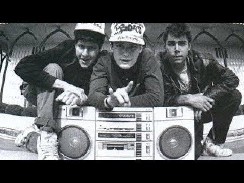 Beastie Boys Cleveland Public Hall, 23rd 1987