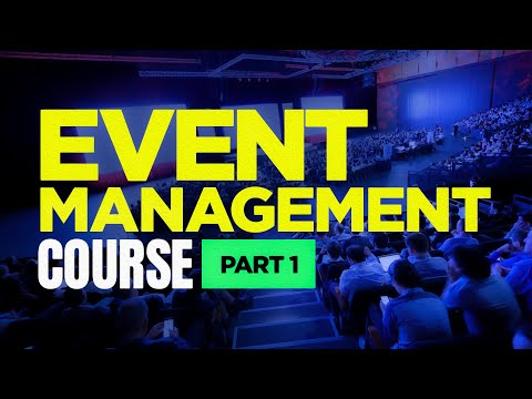 Career in Event Management | Types of jobs | Salary | Course