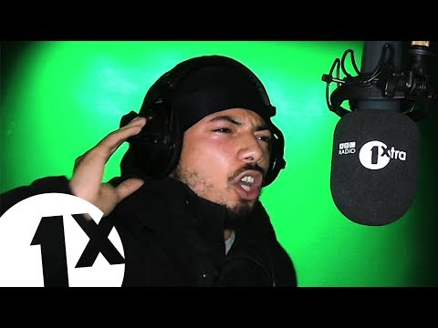 Danny Dorito - Sounds of the Verse with Sir Spyro on BBC 1Xtra