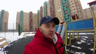 Обзор  новой квартиры в Москве.
