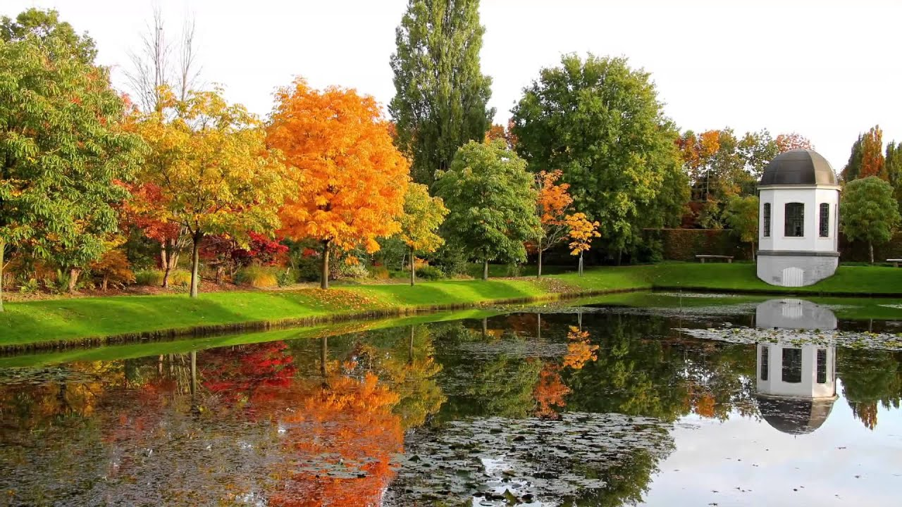 Botanische Tuin Oudenbosch