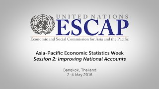 Asia-Pacific Economic Statistics Week - Session 2