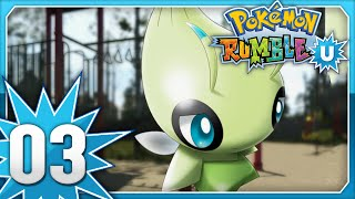 Pokémon Rumble U Co-Op - Episode 3 | Blue Sky Park!