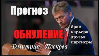 Дмитрий Песков ПЕРИОД ОБНУЛЕНИЯ Прогноз