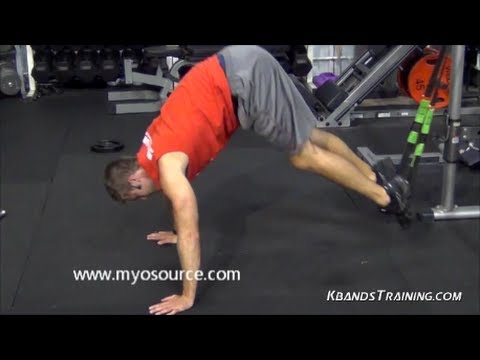 Core Workout & Cardio Burn | Suspension Training | KB Body Weight Suspenstion Trainer