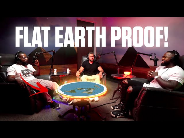 Flat Earth: Tells Us the Truth Part 1 of 3 | Mike Rashid & Willy Northpole