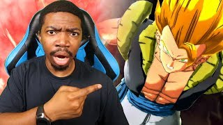 THERE'S NO WAY NEW SPARKING GOGETA IS THIS STRONG!!! Dragon Ball Legends Gameplay!