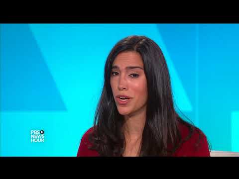 Journalist explains why she spoke out about Mark Halperin