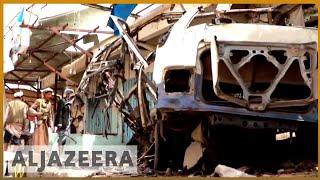 🇺🇸 Report: US-made bomb used in deadly attack on Yemen school bus | Al Jazeera English