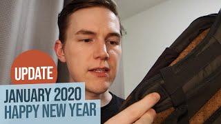 January Update 2020 Happy New Year