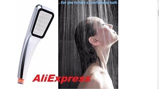 Для душа насадка Экономии Воды посылка из китая For shower water saving package from China Para  alc