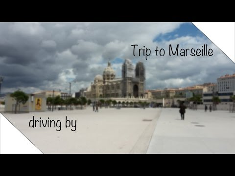 Trip to Marseille [France] | Notre Dame de la garde | [Edit_] (drive by)