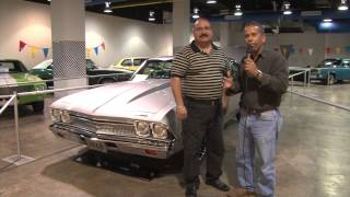 Chip Foose & Muscle Cars at Plaza 2012