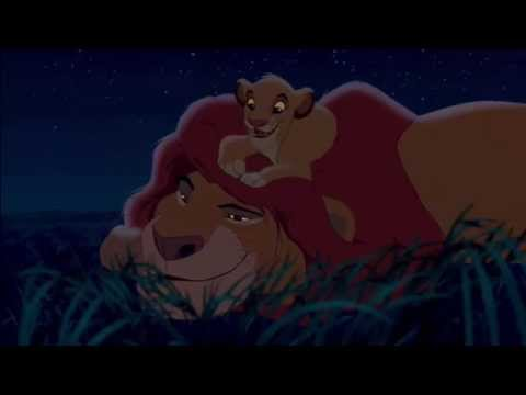 The Lion King Legacy Collection: I Was Just Trying To Be Brave (Score)