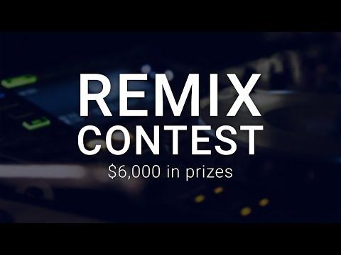 Remix Contest Full Stems - $6,000 in Prizes to be Won
