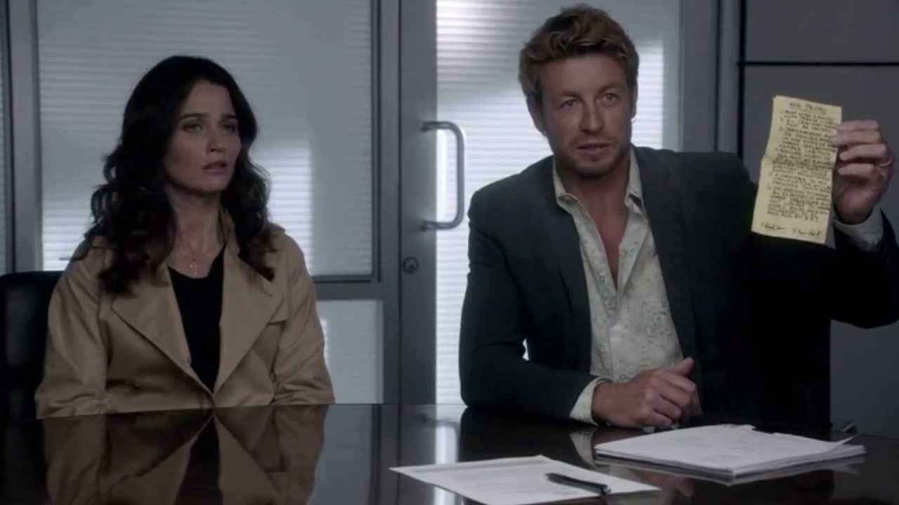 The Mentalist 6x09- Jane & Lisbon Reunion♥I Missed You