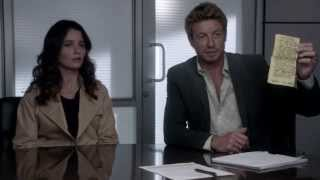 The Mentalist 6x09- Jane & Lisbon Reunion♥I Missed You