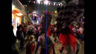 Danzas de los Santiagos en Coscomatepec