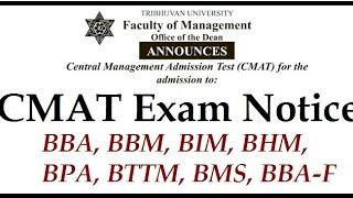 Gambar cover CMAT Entrance date 2019| Entrance eligibility | Online form | Aashik info