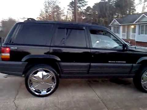 1997 jeep grand cherokee youtube. Black Bedroom Furniture Sets. Home Design Ideas