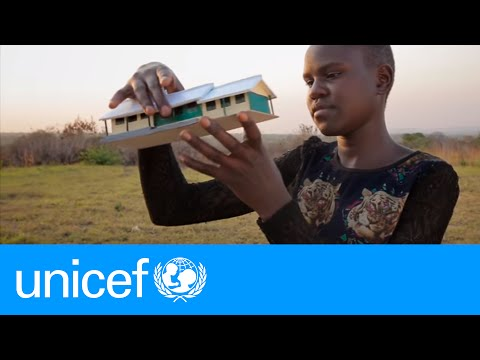 Bringing the magic of school to South Sudan | UNICEF